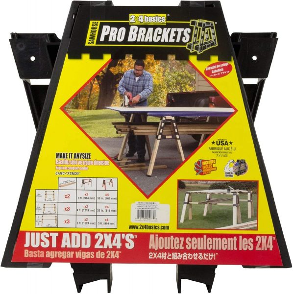 2x4basics ソーホース ブラケット