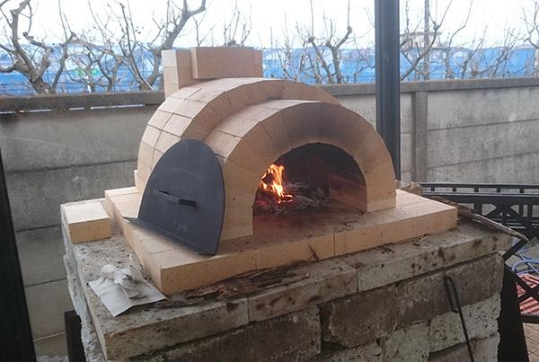 ドゥーパ!オリジナルピザ窯キット