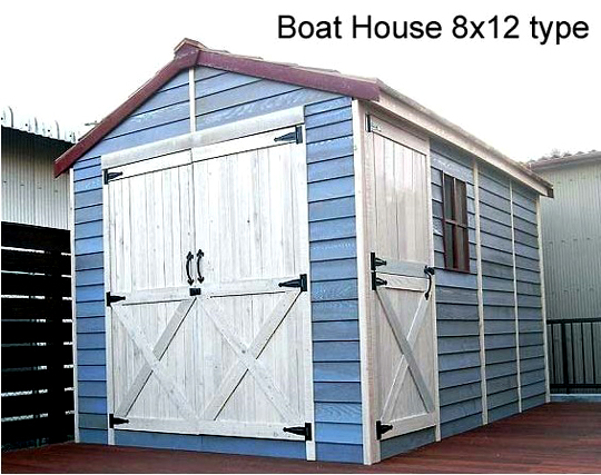 Boat House ボートハウス