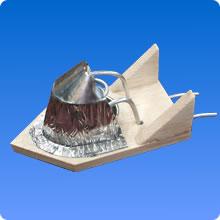 高性能ポンポン船
